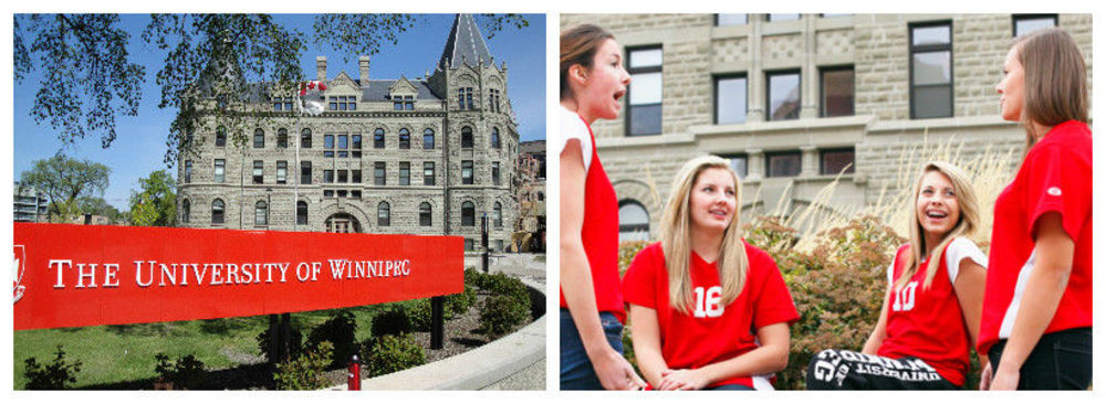 Студенты University of Winnipeg
