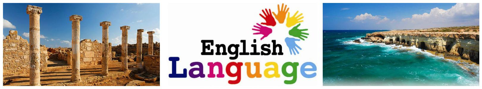 коллаж курсы английского языка для детей на Кипре