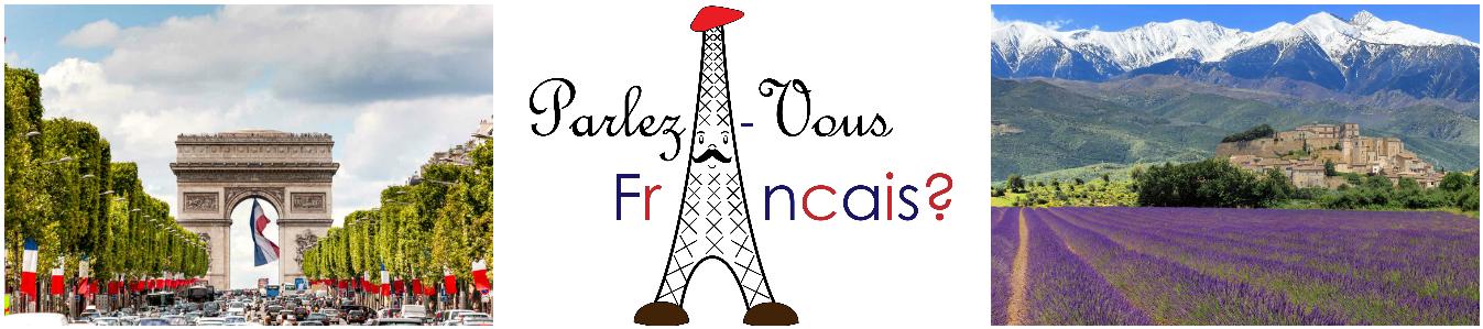 коллаж изучение французского языка для детей во Франции