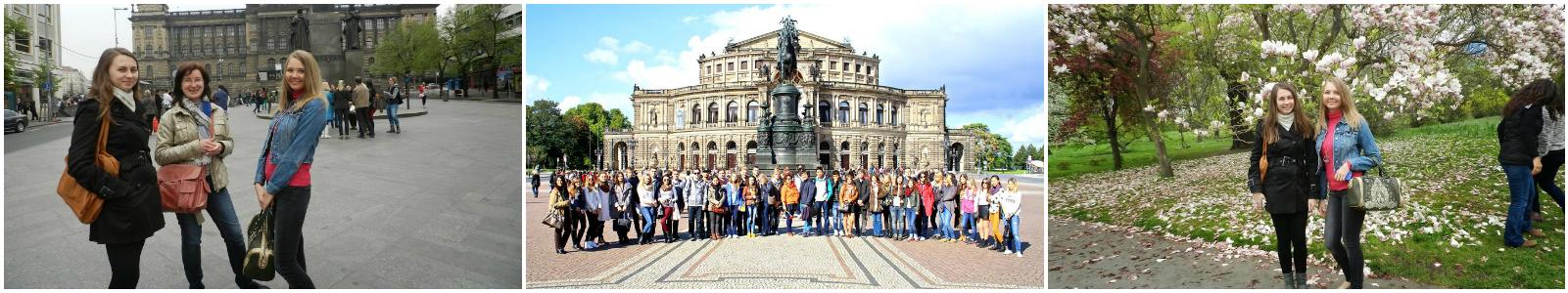 коллаж весенние каникулы для школьников в Праге