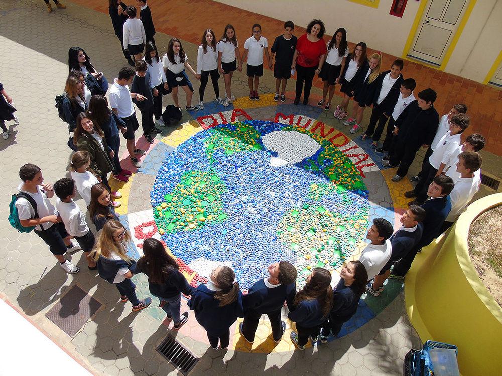 студенты средней школы в Португалии