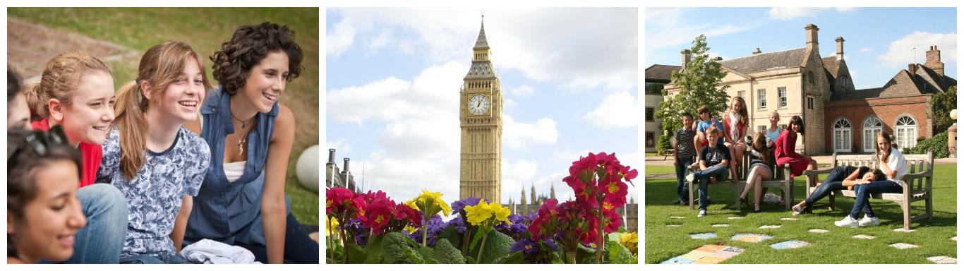 коллаж о весенних каникулах в англии для школьников