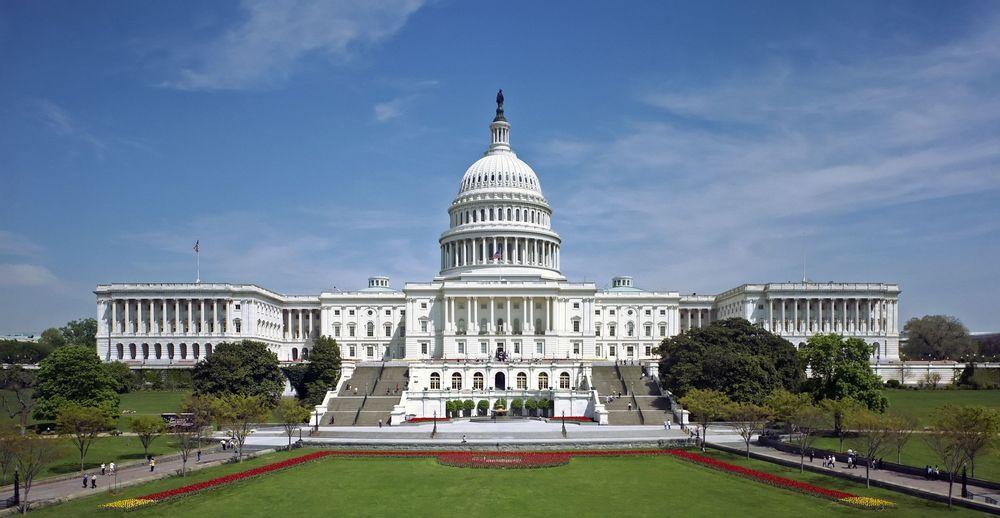 визит в Капитолий на каникулах в США