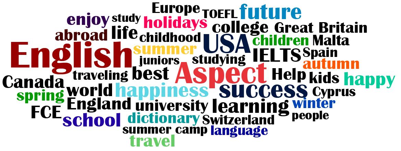 англійська для дітей за кордоном від компанії Аспект
