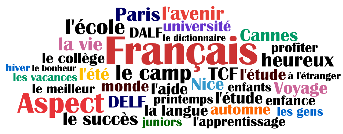 французький для дітей за кордоном з компанією Аспект