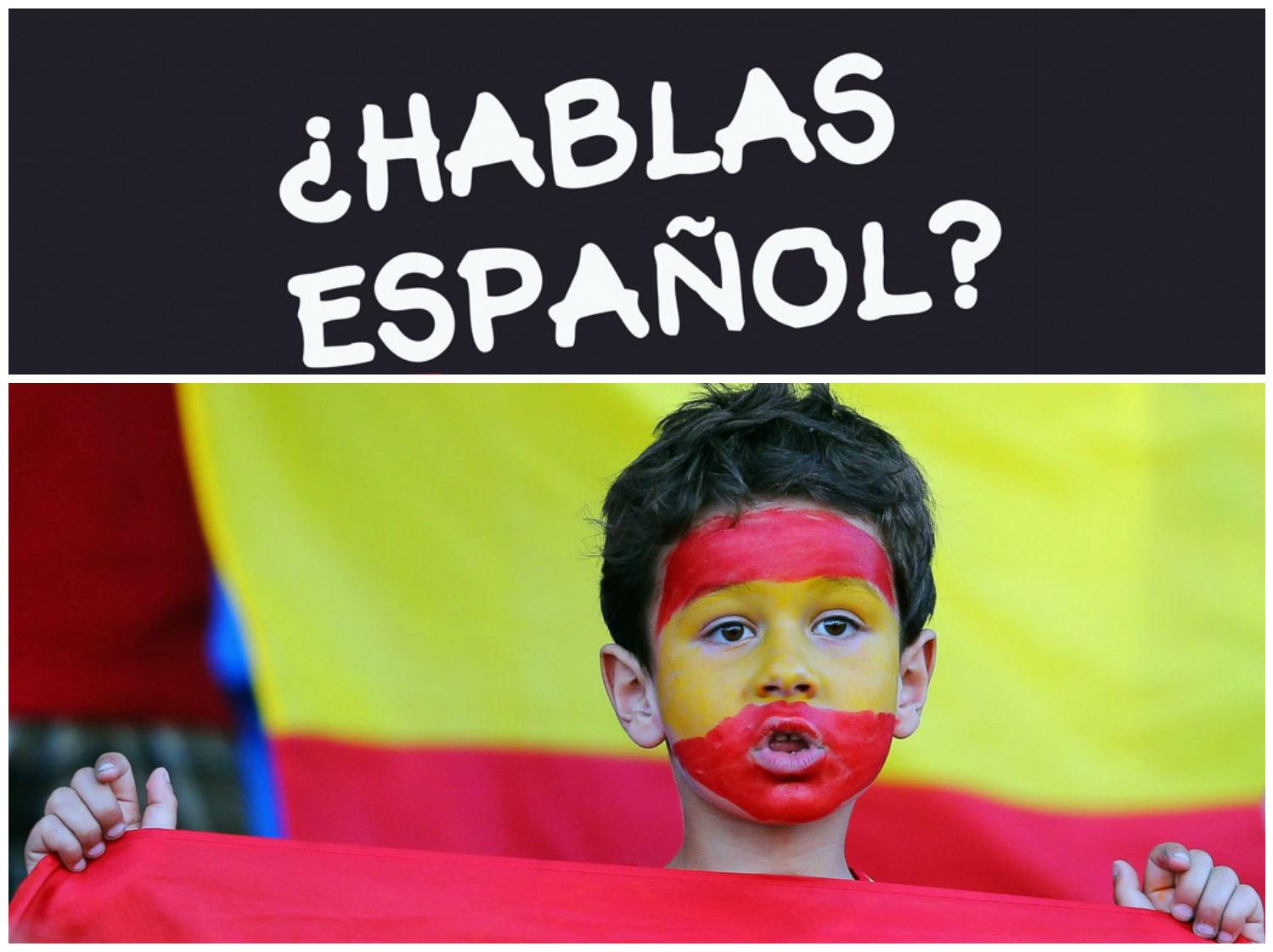 испанский для детей за рубежом