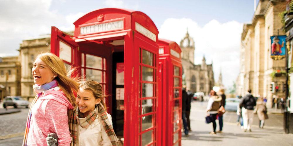 каникулы для детей за границей