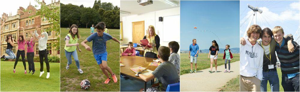 летние каникулы для школьников за рубежом