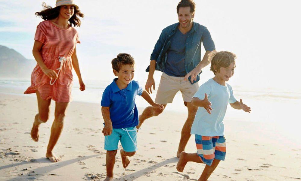 отдых и учеба для всей семьи за рубежом