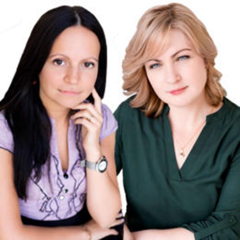 Елена Куприянова и Наталья Дьяченко