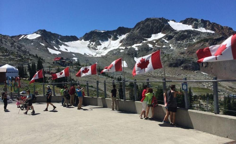 участники лагеря Tamwood в Ванкувере