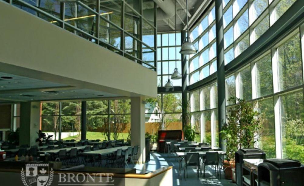 кафетерий Bronte College