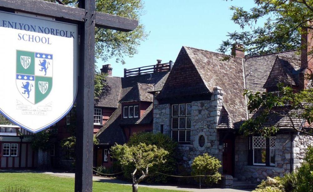 кампус Glenlyon Norfolk School