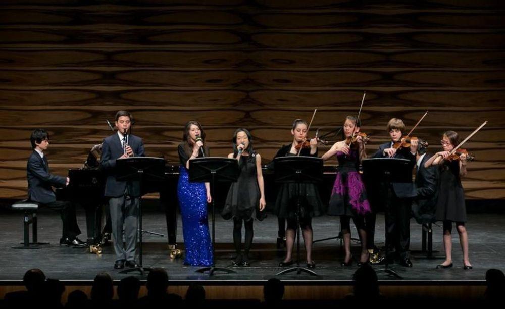 музыкальное представление в Amadeus International School Vienna