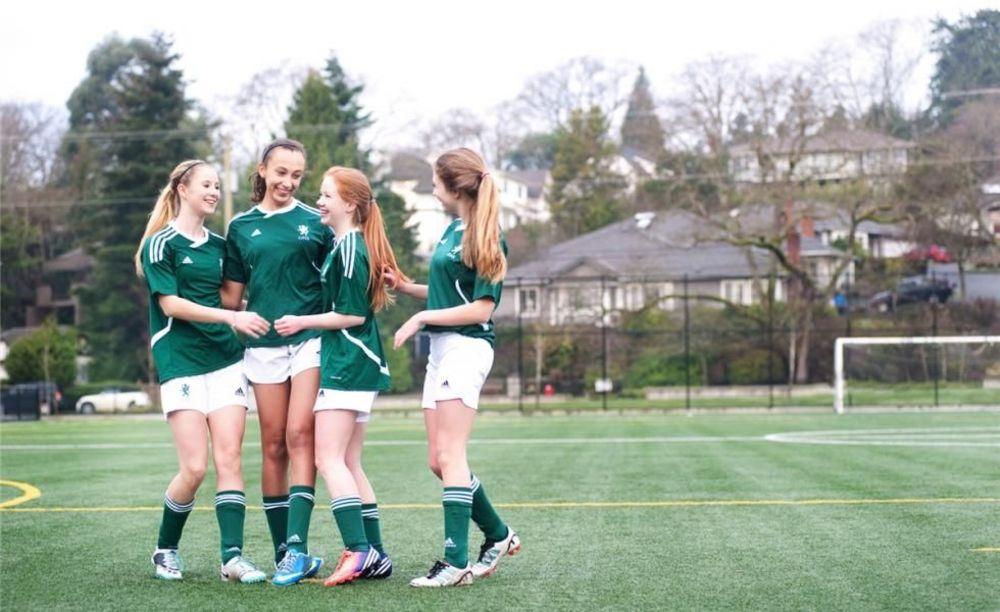 спортивная тренировка в Glenlyon Norfolk School