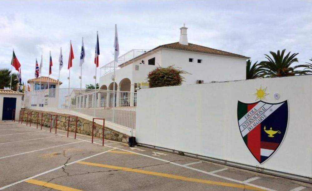 кампус школы Nobel International School Algarve