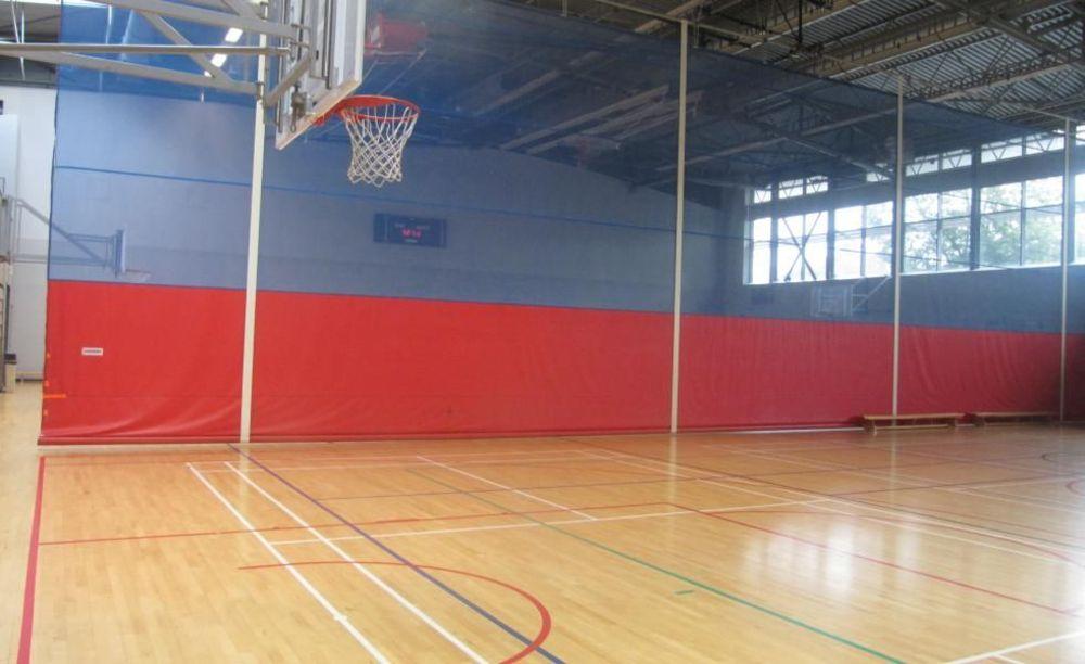 ACET University College Cork баскетбольная площадка