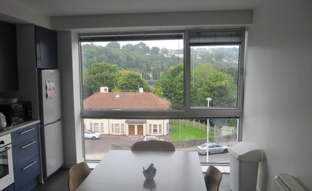 ACET University College Cork кухня в резиденции
