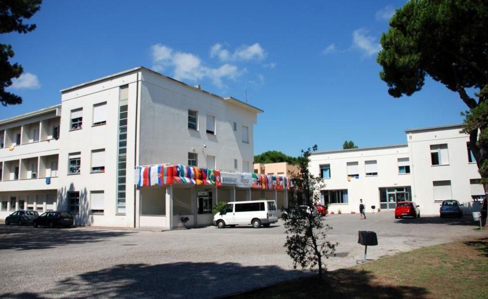 территория лагеря Linguaviva Summer Camp, Lignano
