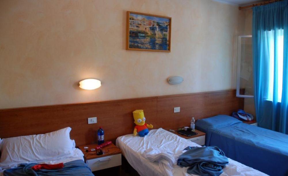 проживание в лагере Linguaviva Summer Camp, Lignano