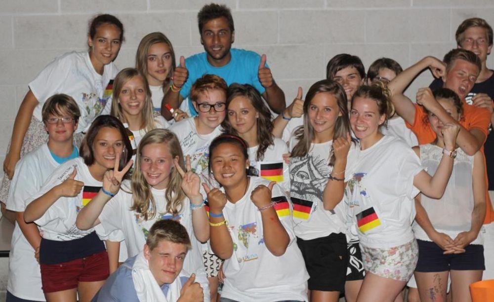 международные студенты Linguaviva Summer Camp, Lignano