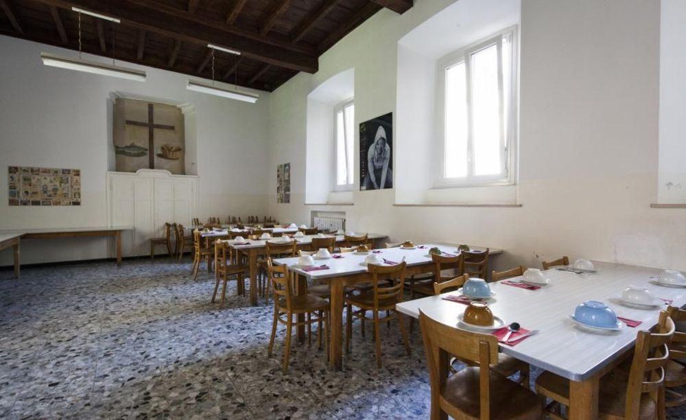 столовая Collegio Papio (Ascona), Alpadia Summer Camps