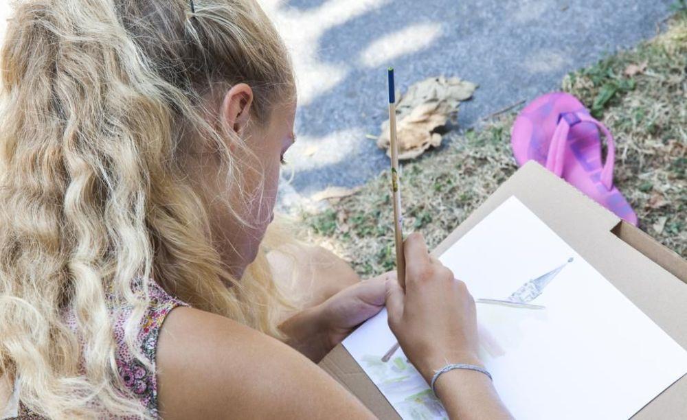 ученица Collegio Papio (Ascona), Alpadia Summer Camps