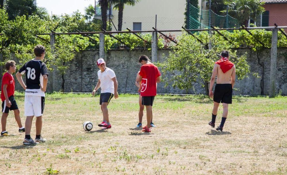 футбол Collegio Papio (Ascona), Alpadia Summer Camps
