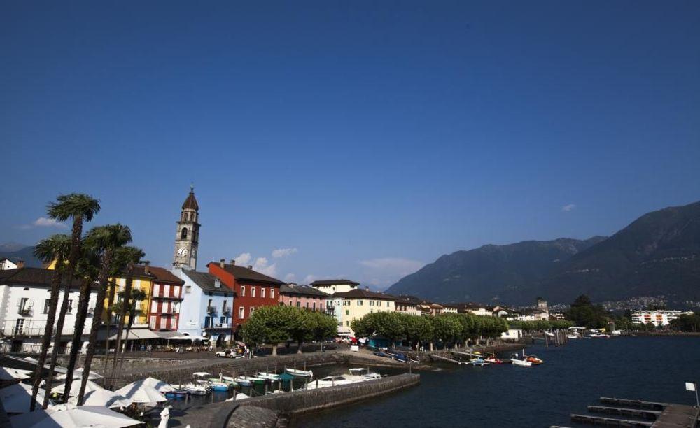 прогулка Collegio Papio (Ascona), Alpadia Summer Camps