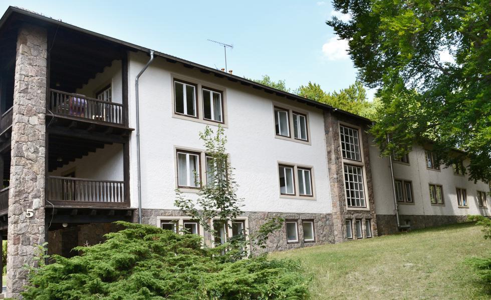 здание Berlin-Werbellinsee, Alpadia Summer Camps