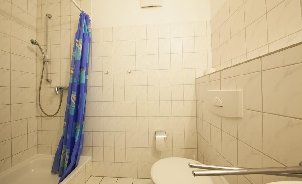 ванная комната Berlin-Werbellinsee, Alpadia Summer Camps