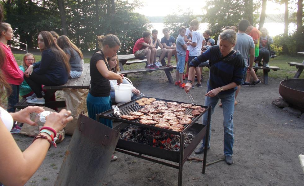 пикник Berlin-Werbellinsee, Alpadia Summer Camps