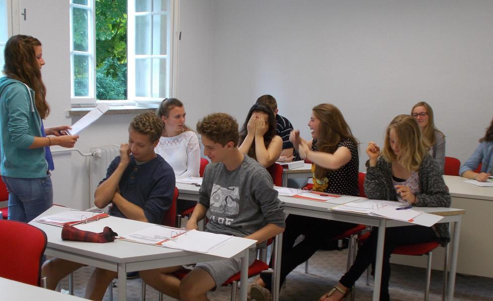 занятия Berlin-Werbellinsee, Alpadia Summer Camps
