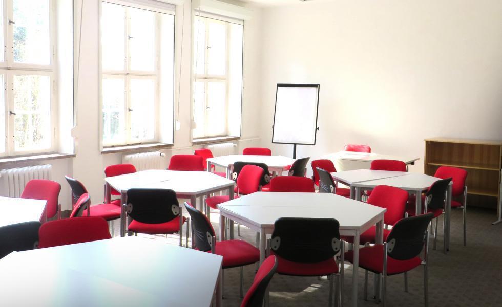учебный класс Berlin-Werbellinsee, Alpadia Summer Camps