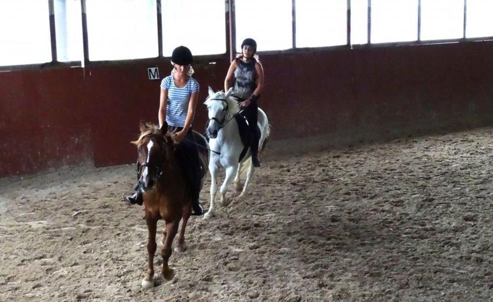 верховая езда Biarritz Alpadia Summer Camps
