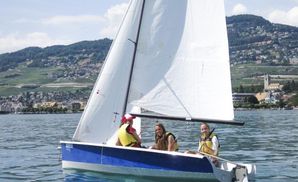 парусный спорт Montreux-Riviera, Alpadia Summer Camps