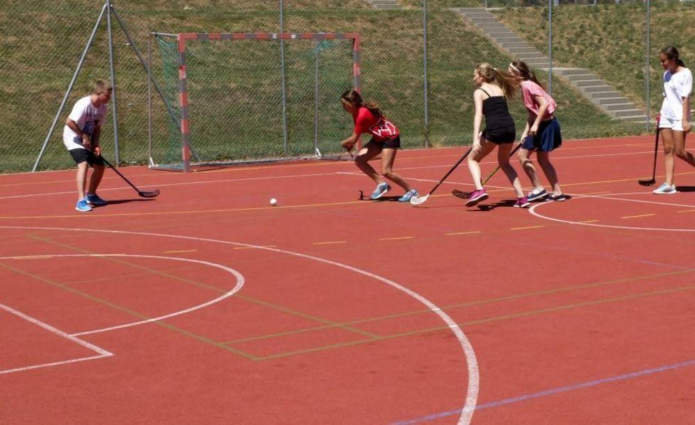 хоккей на траве Leysin, Alpadia Summer Camps