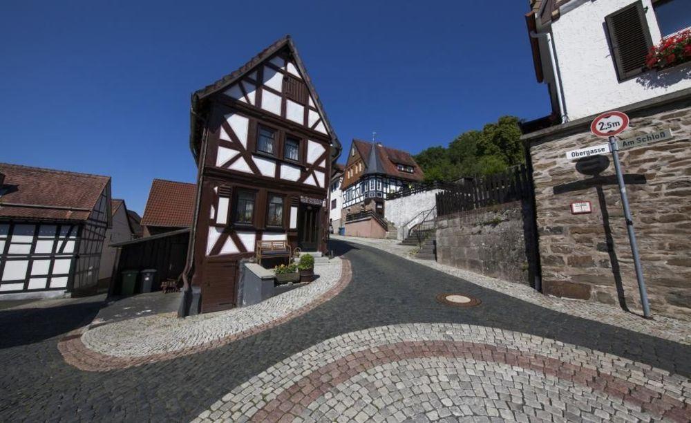 экскурсия по городу Lahntal, Alpadia Summer Camps