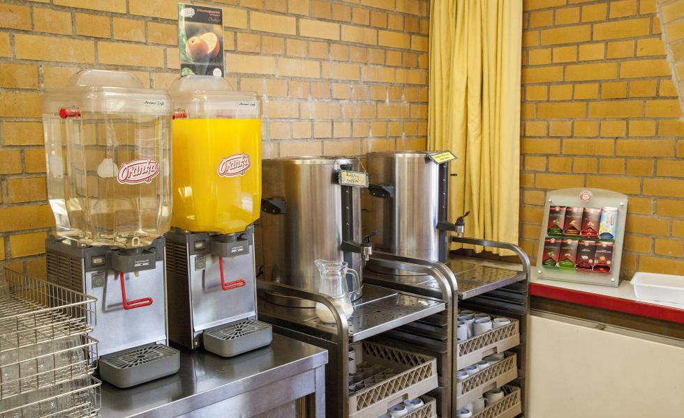 питание в лагере Alpadia Berlin - Wannsee