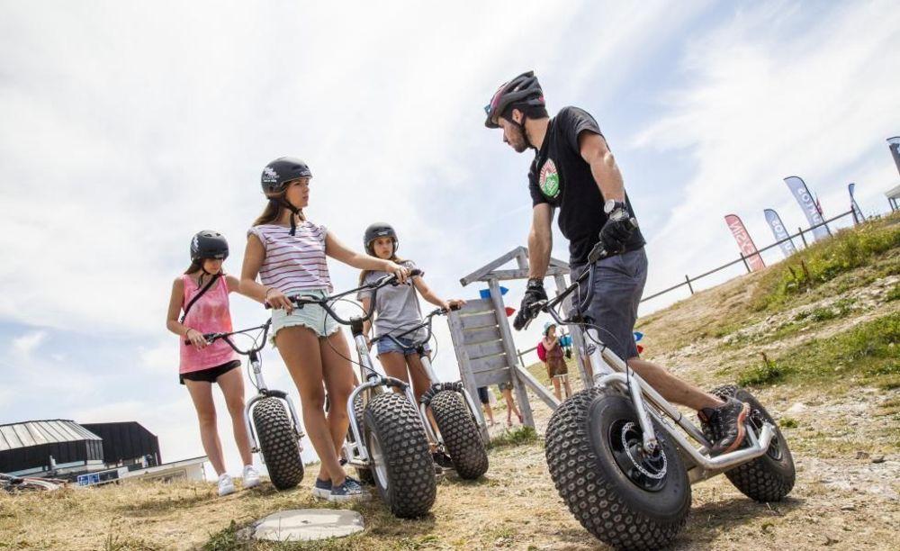 развлечения в лагере Leysin, Alpadia Summer Camps