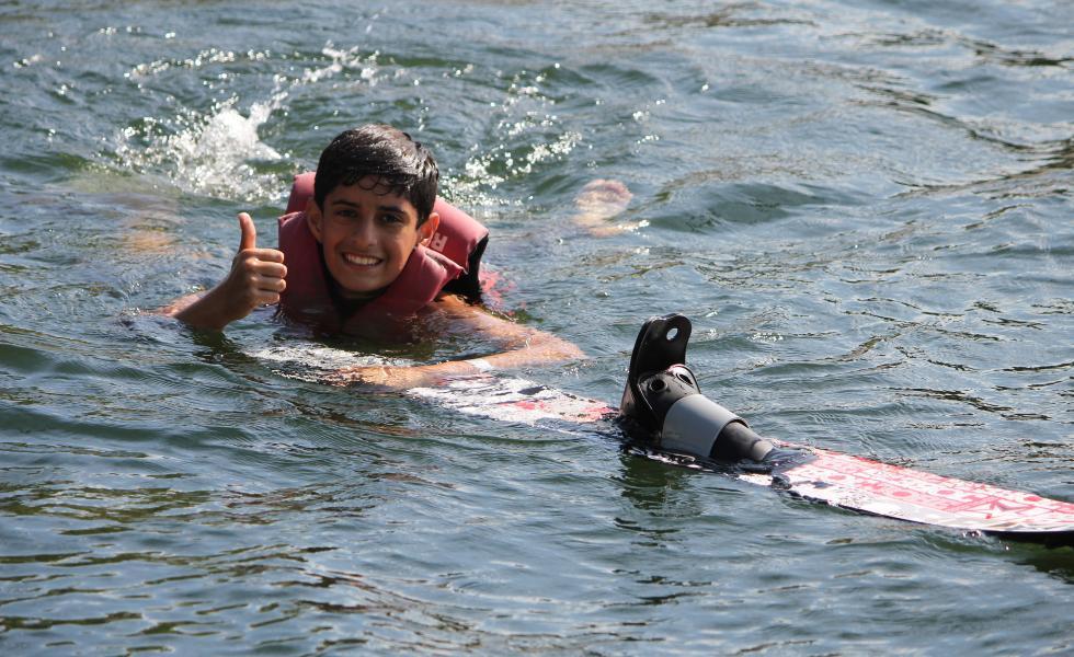 занятия водным спортом Berlin-Werbellinsee, Alpadia Summer Camps