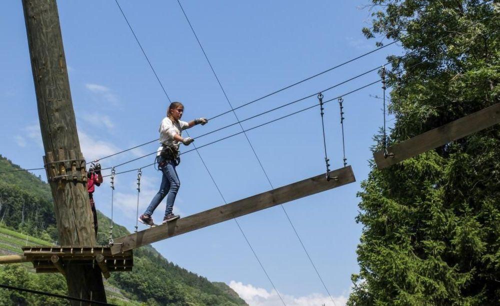 отдых на природе Leysin, Alpadia Summer Camps