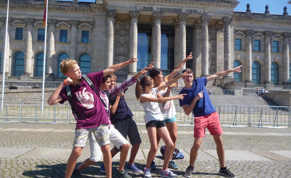экскурсии Berlin-Werbellinsee, Alpadia Summer Camps