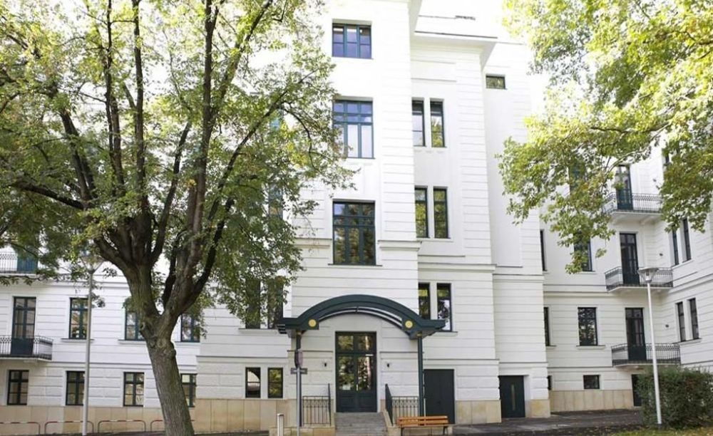 здание школы Amadeus International School Vienna
