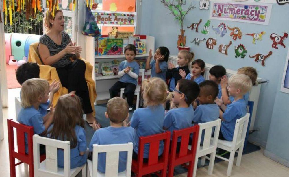 American Academy Limassol детский садик