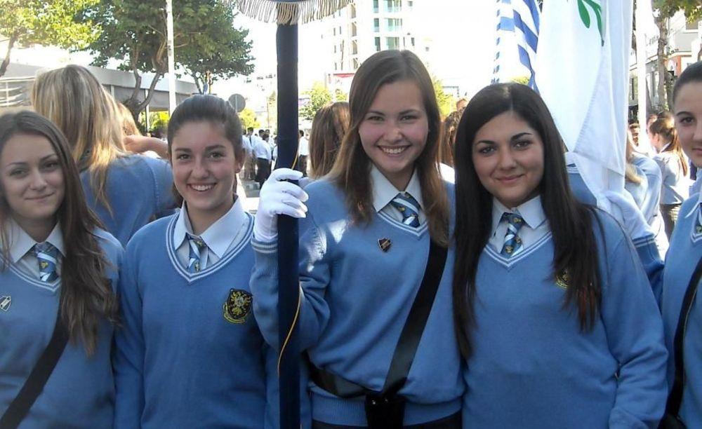 American Academy Limassol ученицы школы