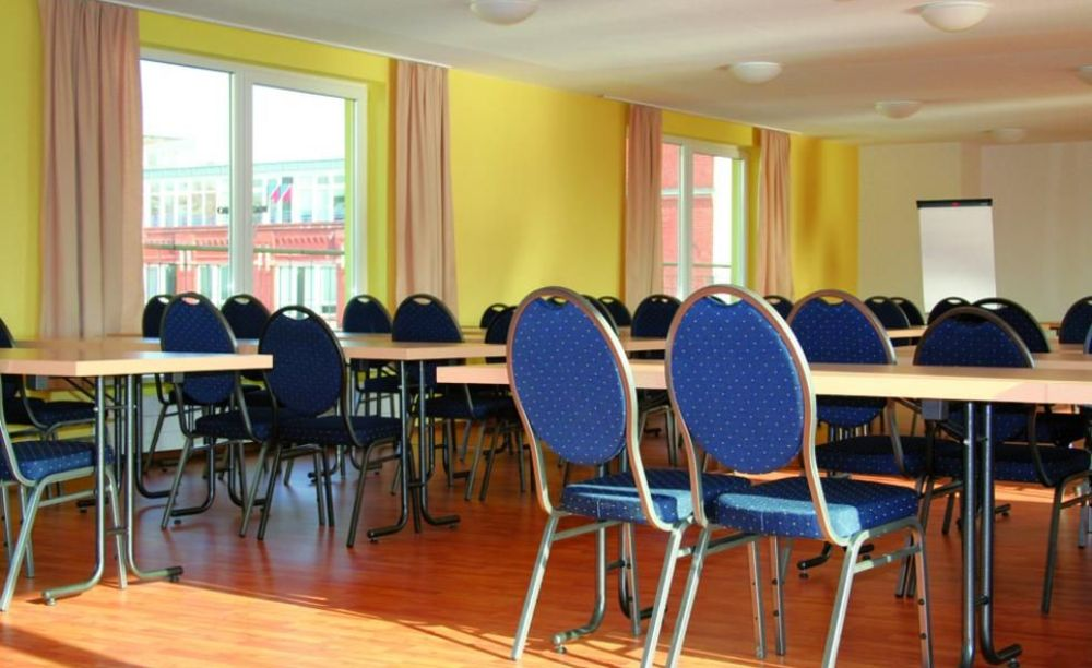 учебные классы в лагере DID Вена
