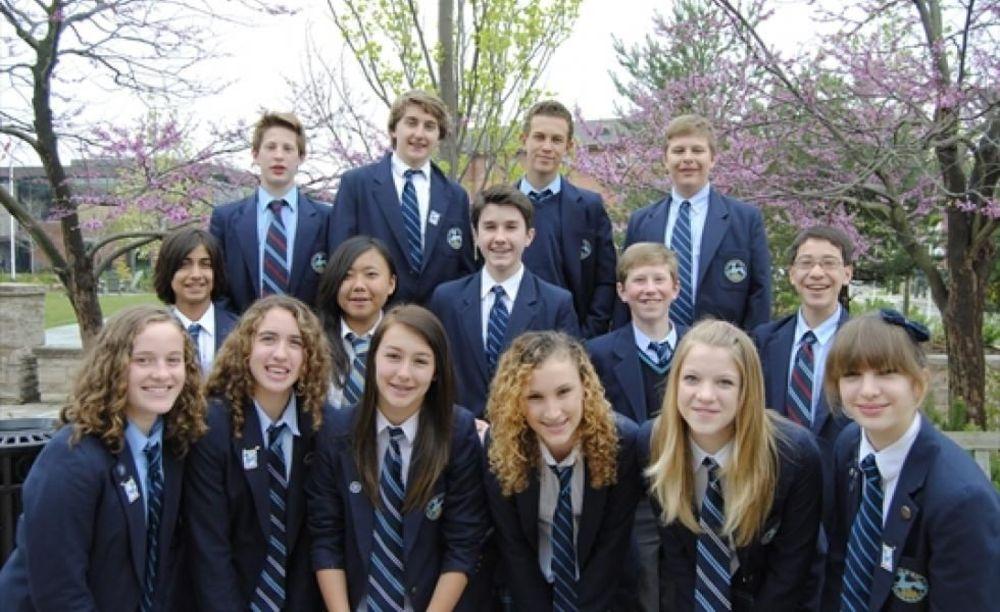 Appleby College діти