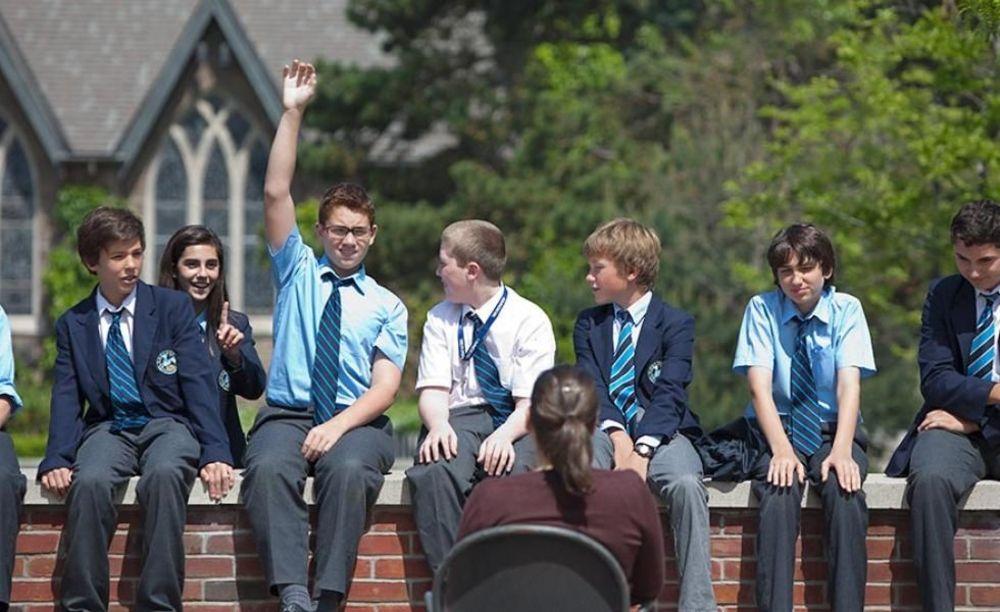 Appleby College учні