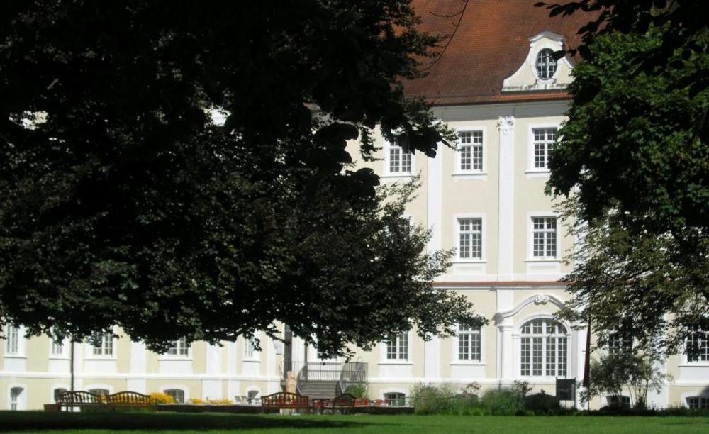 экскурсия по центру города в лагере Bad Schussenried, Humboldt-Institut